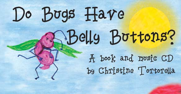 Do Bugs Have Belly Buttons?