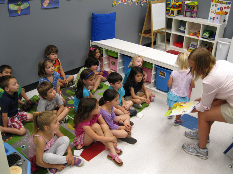 Annie & Little One Go To Preschool In North Carolina!