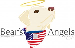 Bear's Angels Logo_American Back