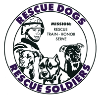 RESCUE DOGS logo