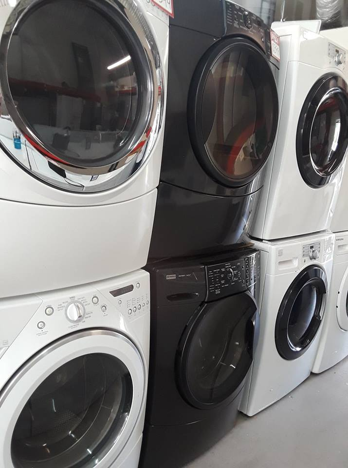 Goathouse Refuge Washing Machines