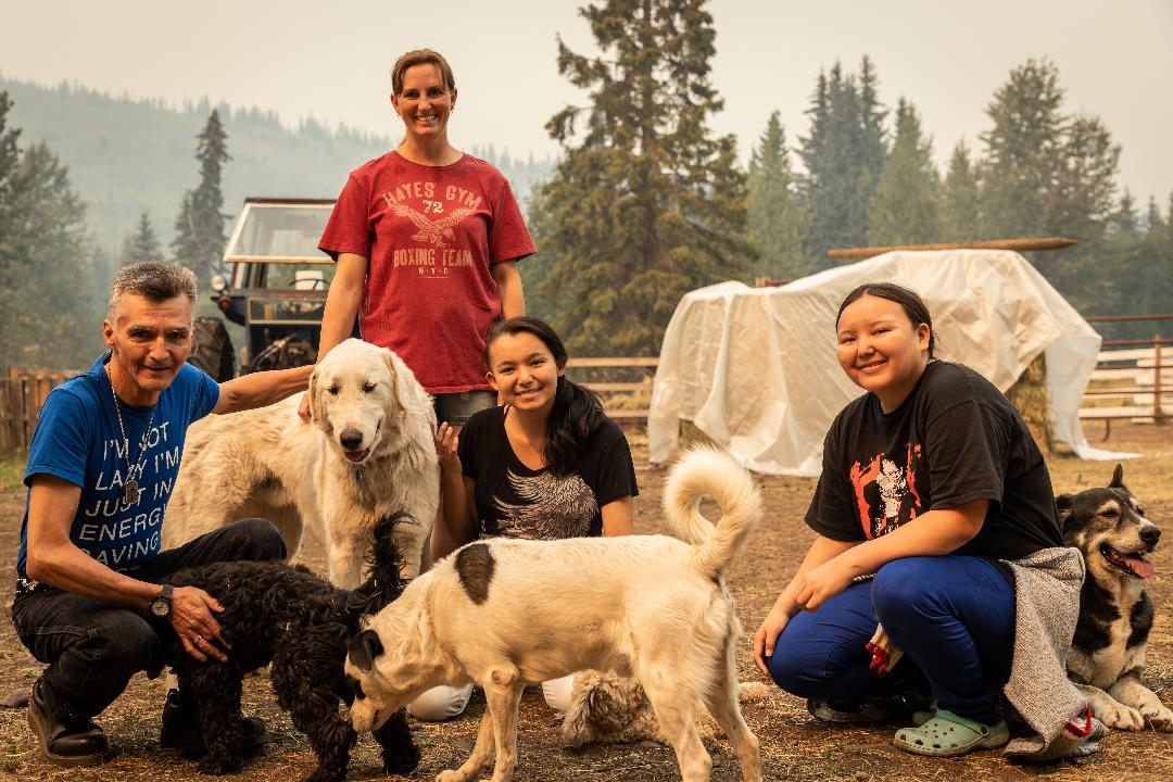 Foundation Helps with Those Affected By Wildfires