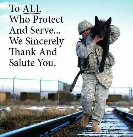 Thank You To All Who Have Served!